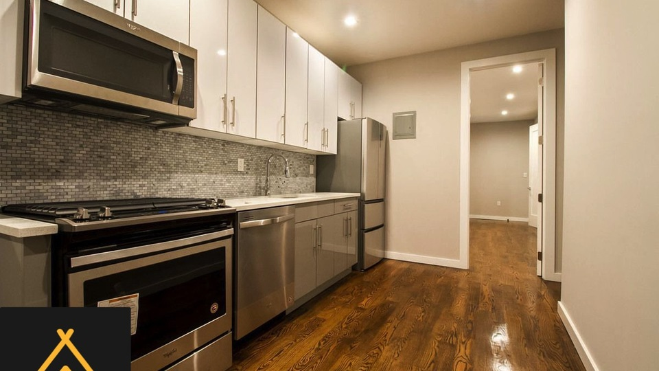 A $2,499.00, 2 bed / 1 bathroom apartment in Bushwick