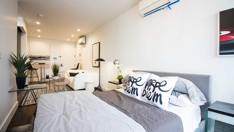 A $2,550.00, 2 bed / 1 bathroom apartment in Bushwick