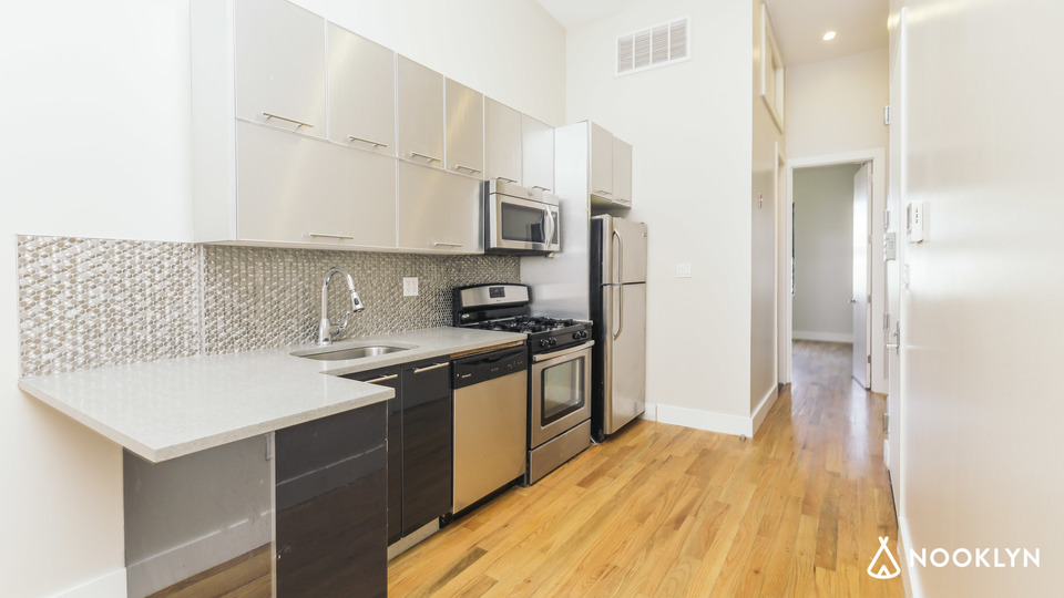 A $3,200.00, 3 bed / 2 bathroom apartment in Bushwick