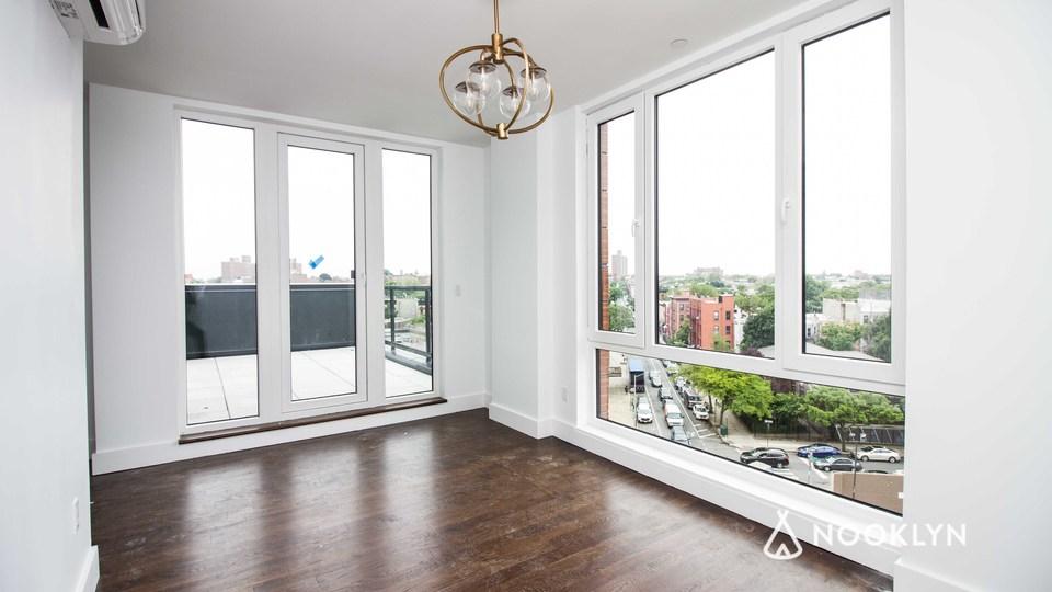 A $2,350.00, 1 bed / 1 bathroom apartment in Bushwick