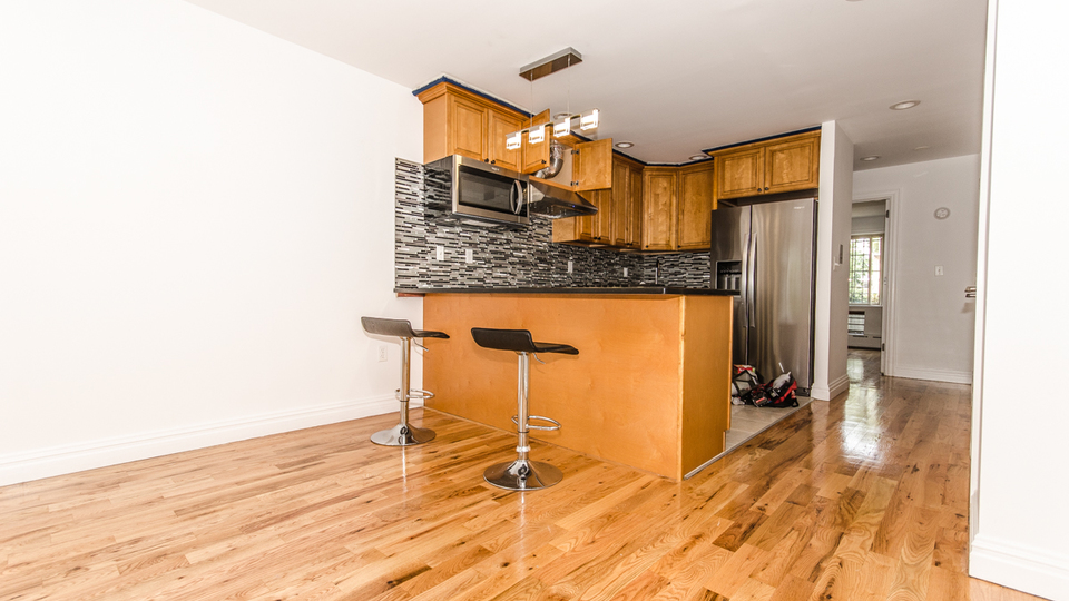 A $2,100.00, 2 bed / 1 bathroom apartment in East New York