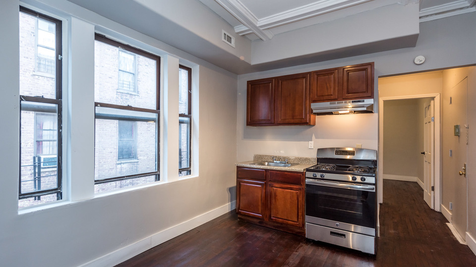 A $2,100.00, 2 bed / 1 bathroom apartment in Crown Heights