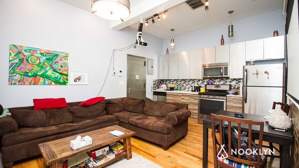 A $4,000.00, 3 bed / 2 bathroom apartment in Williamsburg
