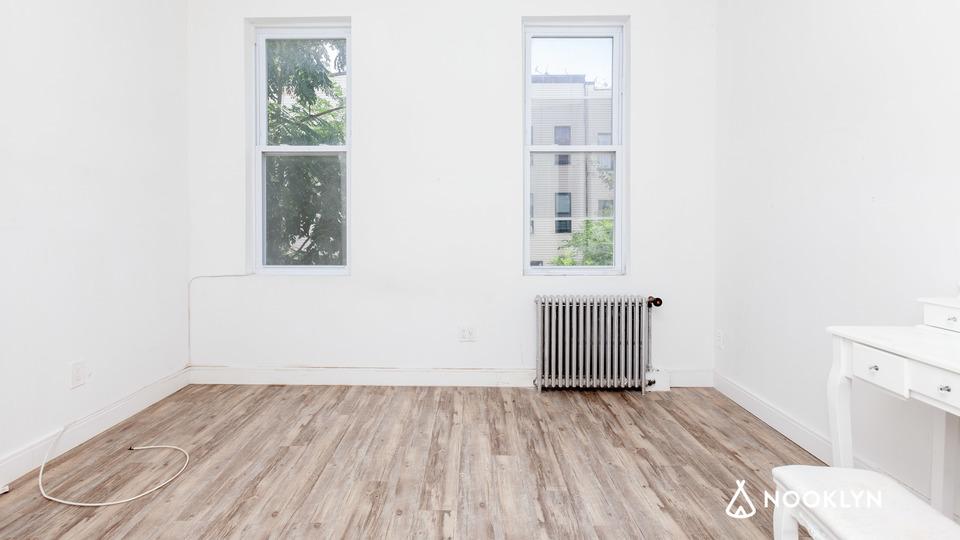 A $1,950.00, 2 bed / 2 bathroom apartment in Bushwick