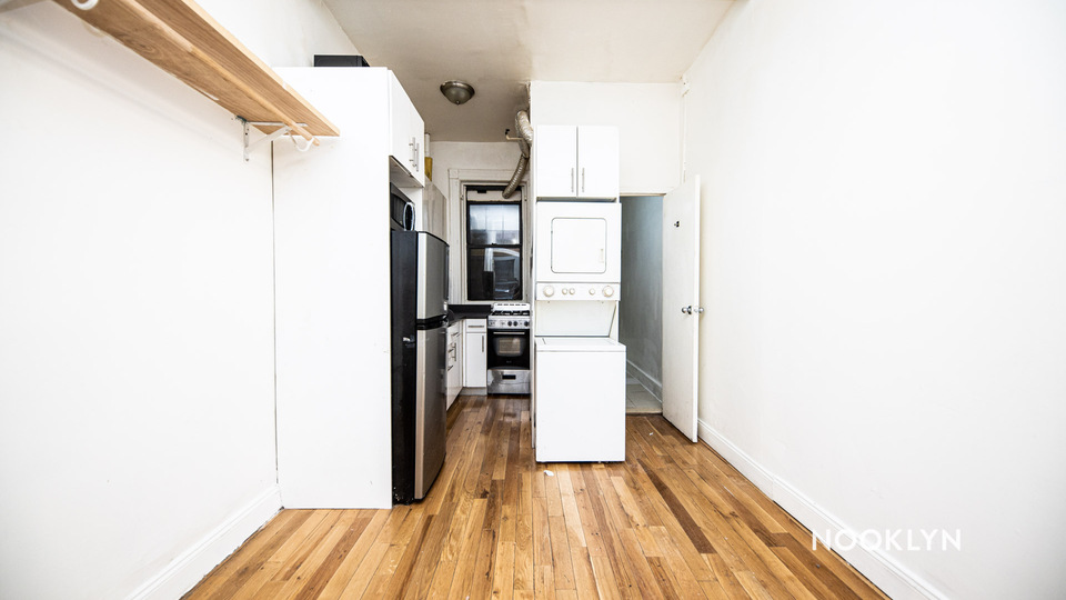 A $1,600.00, 1 bed / 1 bathroom apartment in Bed-Stuy