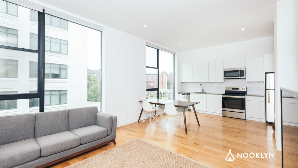 A $8,350.00, 4 bed / 4.5 bathroom apartment in Williamsburg