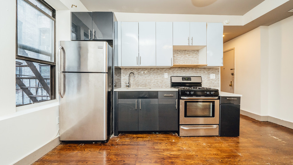 A $1,925.00, 2 bed / 1 bathroom apartment in Bushwick