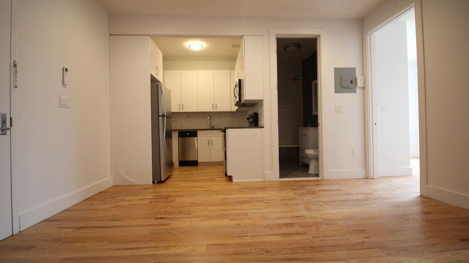 A $2,291.00, 2 bed / 1 bathroom apartment in Bed-Stuy