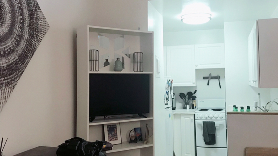 A $1,715.00, 3 bed / 1 bathroom apartment in Midtown