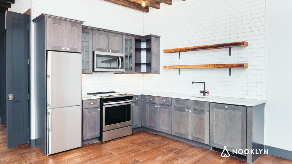 A $2,775.00, 2 bed / 1 bathroom apartment in Williamsburg