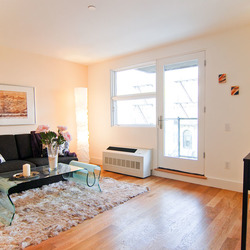A $2,300.00, 1 bed / 1 bathroom apartment in Bed-Stuy