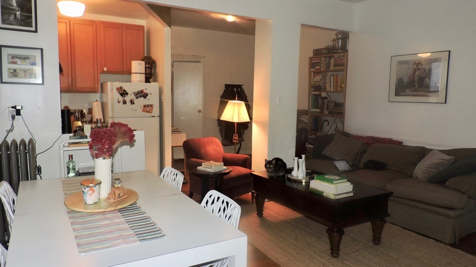 A $2,550.00, 1 bed / 1 bathroom apartment in Prospect Heights