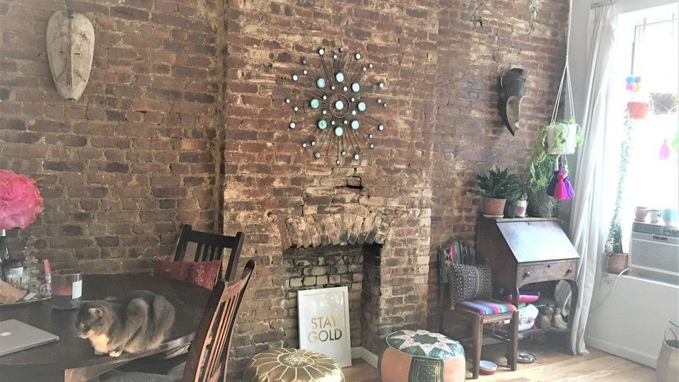 A $2,750.00, 2 bed / 1 bathroom apartment in Williamsburg