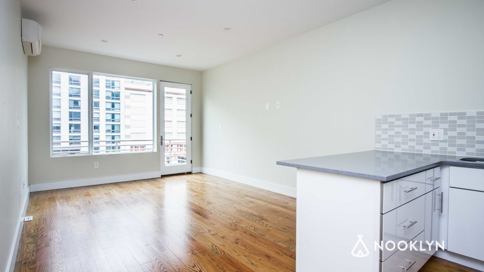 A $2,700.00, 1 bed / 1 bathroom apartment in Downtown Brooklyn