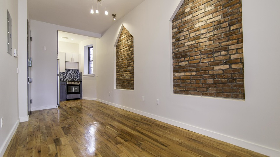 A $2,475.00, 1 bed / 1 bathroom apartment in Williamsburg