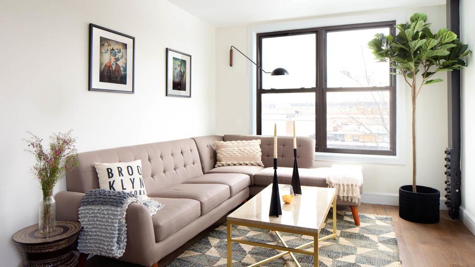 A $4,000.00, 4 bed / 3.5 bathroom apartment in Bushwick