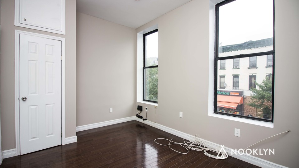 A $2,650.00, 2 bed / 1 bathroom apartment in Clinton Hill