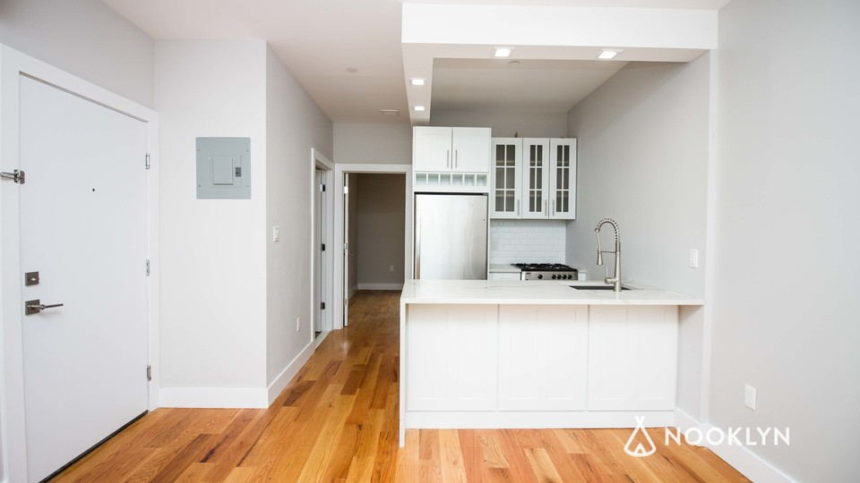 A $2,251.00, 2 bed / 1 bathroom apartment in Bed-Stuy