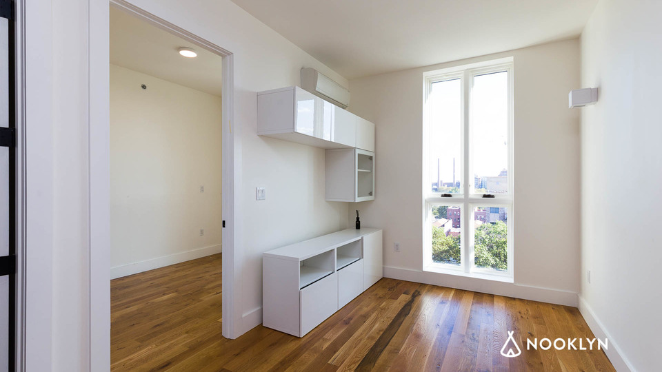 A $1,799.00, 1 bed / 1 bathroom apartment in PLG: Prospect Lefferts Gardens