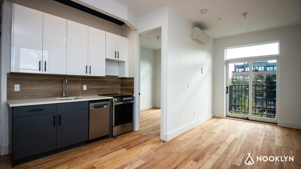 A $2,125.00, 2 bed / 2 bathroom apartment in Bed-Stuy