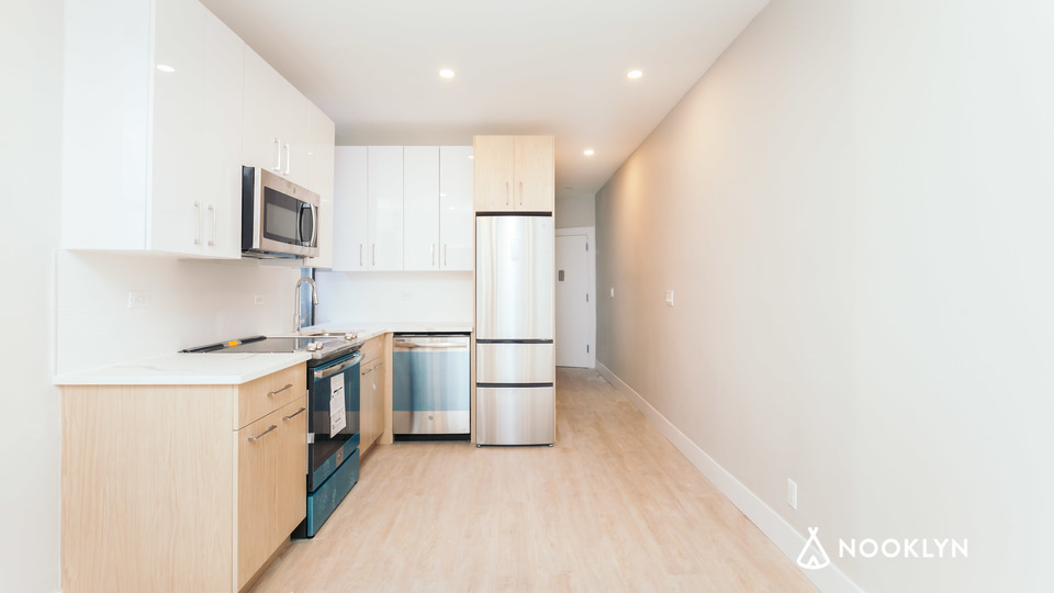 A $3,941.00, 4 bed / 2 bathroom apartment in Bed-Stuy