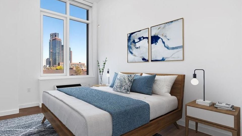 A $3,489.00, 1 bed / 1 bathroom apartment in Greenpoint