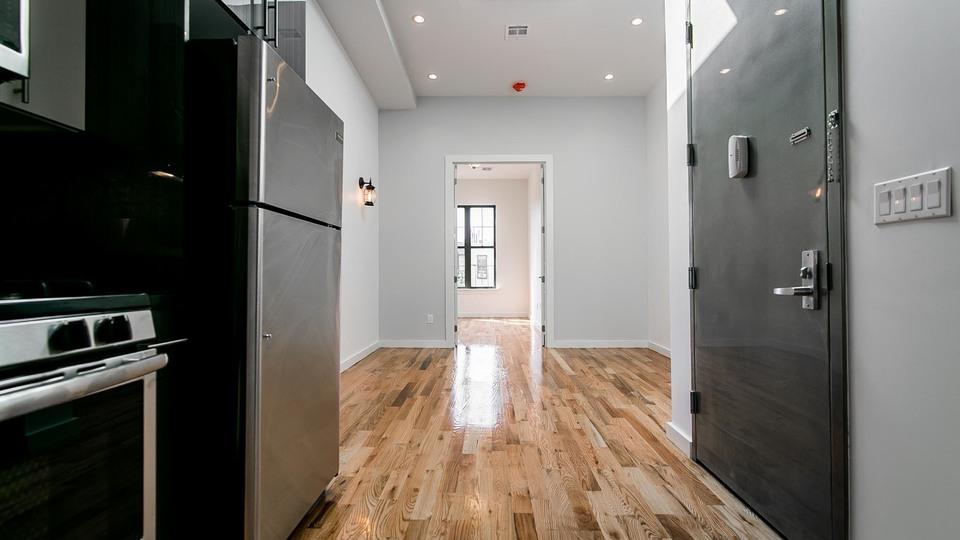 A $2,925.00, 3 bed / 1.5 bathroom apartment in Bushwick