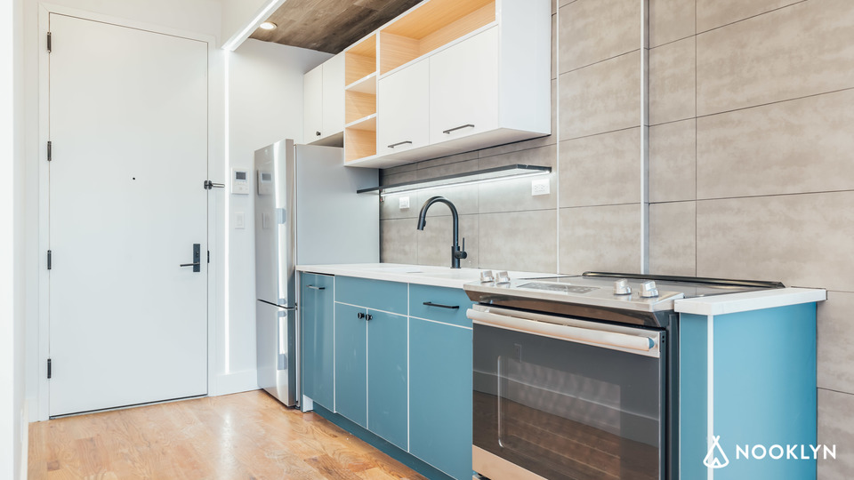 A $2,318.00, 2 bed / 1 bathroom apartment in Bed-Stuy