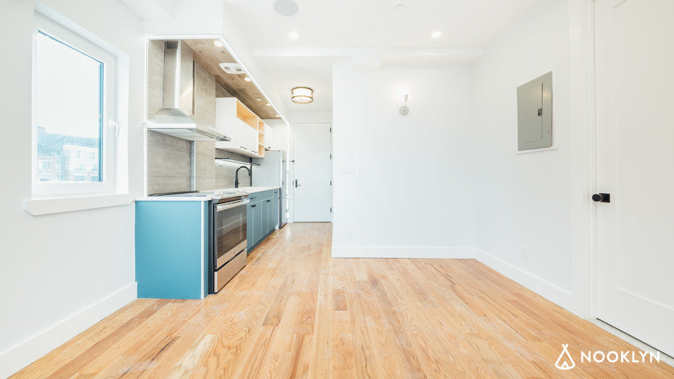 A $2,409.00, 2 bed / 1 bathroom apartment in Bed-Stuy