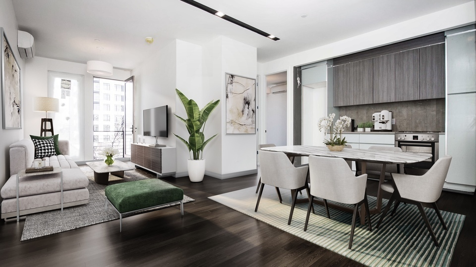 A $2,666.00, 2 bed / 1.5 bathroom apartment in PLG: Prospect Lefferts Gardens