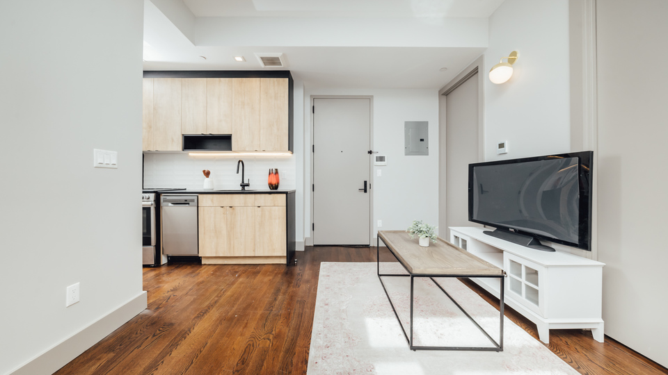 A $2,750.00, 2 bed / 2 bathroom apartment in Bed-Stuy