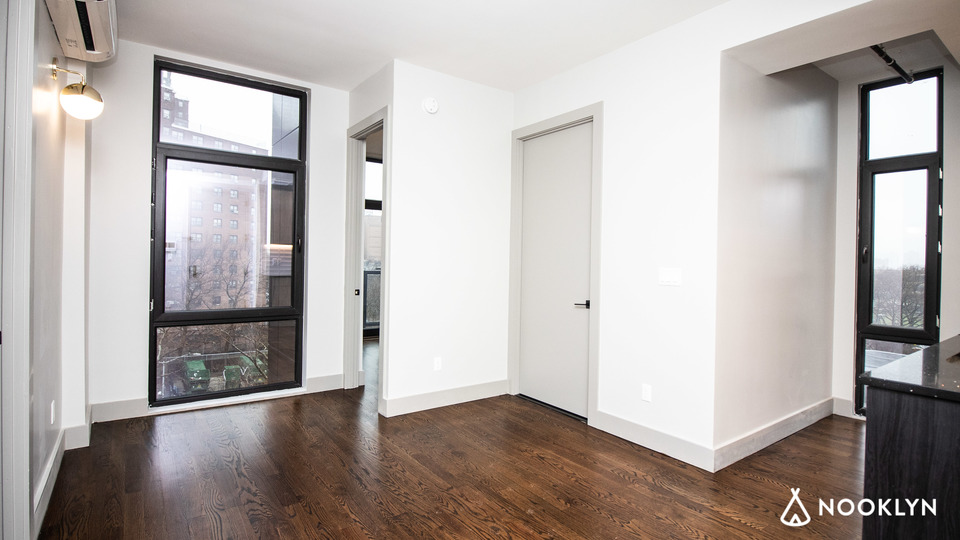 A $2,800.00, 2 bed / 2 bathroom apartment in Bed-Stuy