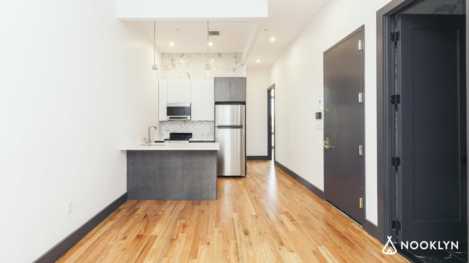 A $4,409.00, 4 bed / 3 bathroom apartment in Bushwick