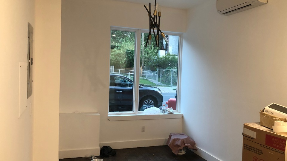 A $2,350.00, 1.5 bed / 1.5 bathroom apartment in Williamsburg