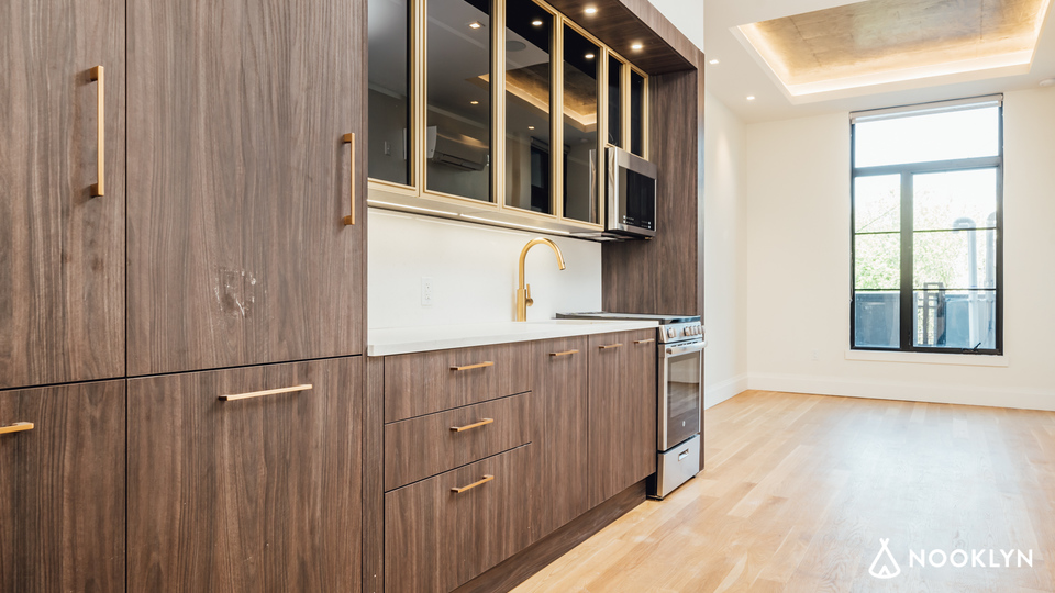 A $3,300.00, 1 bed / 1 bathroom apartment in Bed-Stuy