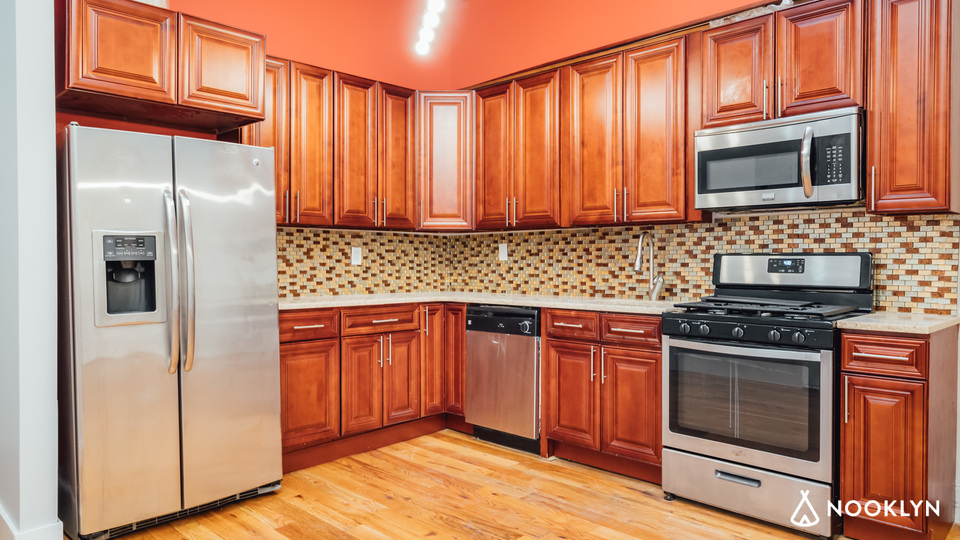 A $3,800.00, 4 bed / 2 bathroom apartment in Bushwick
