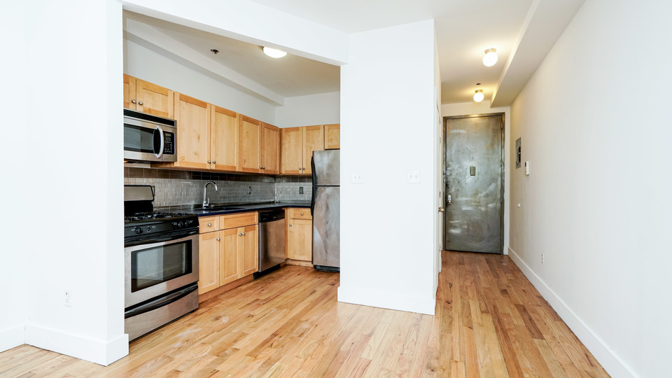 A $2,750.00, 1 bed / 1.5 bathroom apartment in Crown Heights