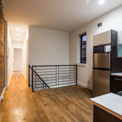 A $4,000.00, 4 bed / 1.5 bathroom apartment in Crown Heights