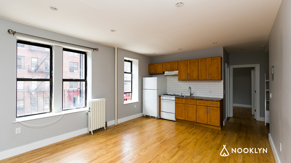 A $1,833.00, 1 bed / 1 bathroom apartment in Crown Heights