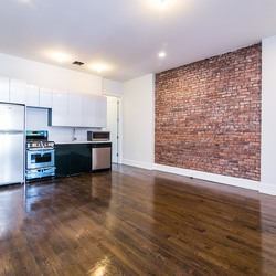 A $3,100.00, 3.5 bed / 1.5 bathroom apartment in Bushwick