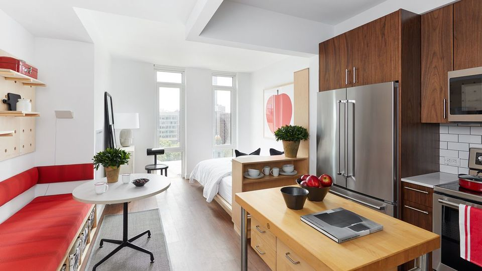 A $2,630.00, 0 bed / 1 bathroom apartment in Downtown Brooklyn