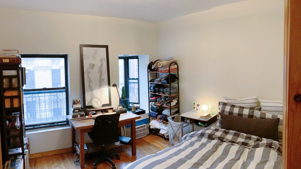 A $1,650.00, 2 bed / 1 bathroom apartment in Chinatown