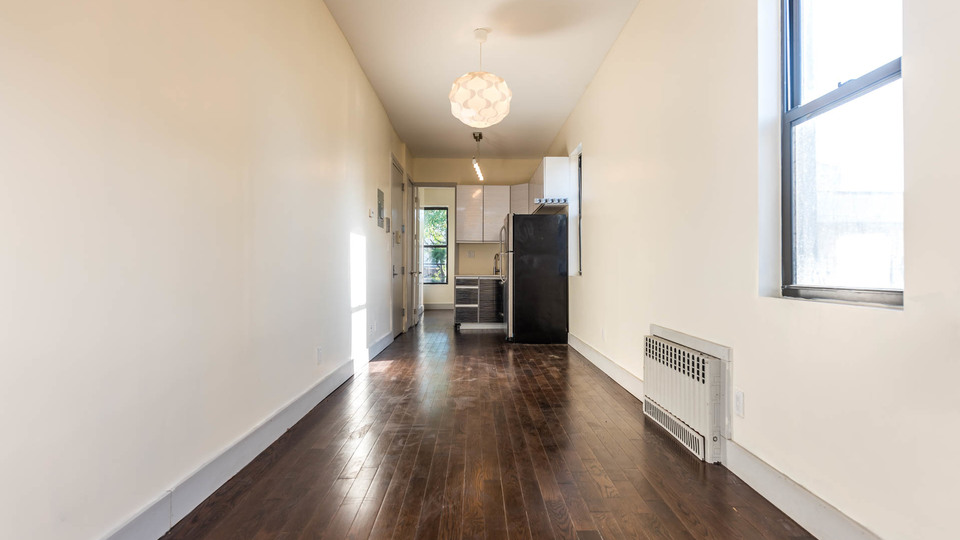 A $2,550.00, 3 bed / 1.5 bathroom apartment in Bushwick