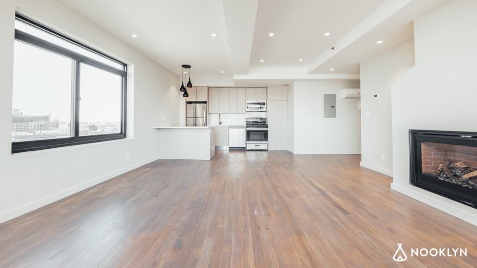 A $3,850.00, 2 bed / 1 bathroom apartment in Bushwick