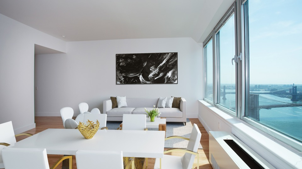 A $2,571.00, 0 bed / 1 bathroom apartment in Financial District