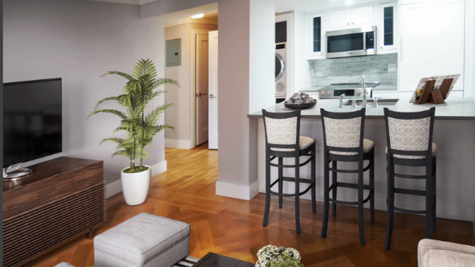 A $4,766.00, 2 bed / 2 bathroom apartment in Upper West Side