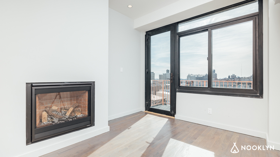 A $2,825.00, 2 bed / 1 bathroom apartment in Bushwick