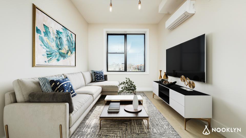 A $4,083.00, 4 bed / 4 bathroom apartment in Bushwick