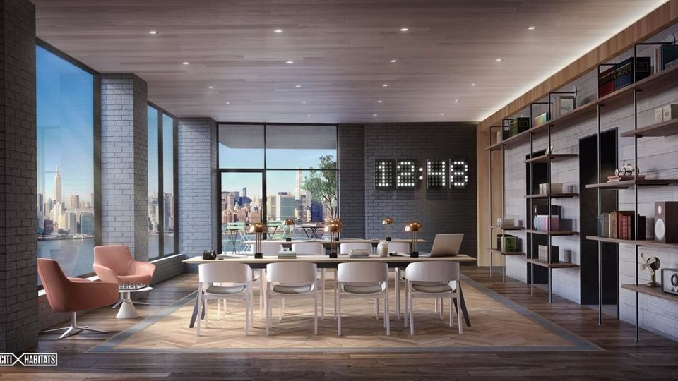 A $2,928.00, 0 bed / 1 bathroom apartment in Greenpoint