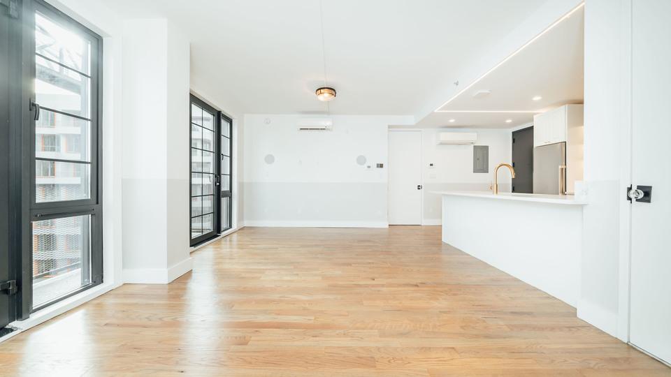 A $3,650.00, 2 bed / 2 bathroom apartment in Bushwick